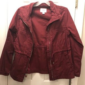 Maroon Old Navy Jacket